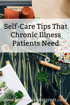 Chronic Anemia, Chronic Kidney Disease, Chronic Fatigue, Chronic Illness, Chronic Pain, Endometriosis, Fibromyalgia, Juvenile Arthritis