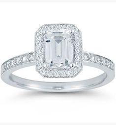 emerald cut round brilliant 1 39 ctw vs2 clarity i color diamond