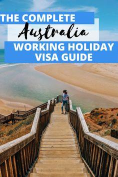 Working Holiday Visa, Working Holidays, Opening A Bank Account, Job Opening, Australia Travel Guide, Visit Australia, Travel Advice, Travel Guides, Holiday Jobs