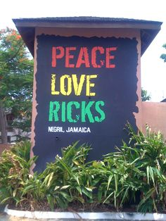 Famous Rick's Cafe in Negril Jamaica.