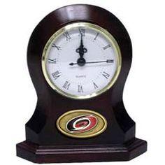 Carolina Hurricanes Desk Clock