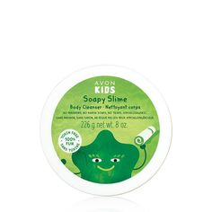 Avon Kids Soapy Slime Body Cleanser  $10.00 SALE $5.99 Avon Kids Bath & Body features kid-approved colors, scents and textures that are toxin-free Avon Kids Bath & Body NEW ! Avon Campaign 16   #AvonKids #AvonForKids #AvonKidsBathAndBody #BathBody #AvonBathBodyForKids  #BestSaleEver #AvonBestSaleEver #SkinSoSoft #BugGuard #AvonBrochure #AvonCatalog #Campaign16 #AvonCamaign16 #AvonRepresentative #BuyAvon #BuyAvonOnline #ShopAvon #ShopAvonOnline #AvonJewelry #AvonFashion #AvonSale #AvonMakeup