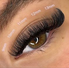 Types Of Eyelash Extensions, Eyelash Extensions Aftercare, Individual Eyelash Extensions, Glam Makeup Look, Black Girl Makeup, Makeup Looks, Perfect Eyelashes, Lash Quotes, Eyelash Sets