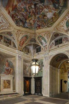 Palazzo Spinola.Genoa.Italy