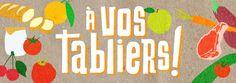 A vos tabliers ! , le concours de recettes anti-gaspillage de FNE. Du 20 juin au 5 juillet 2013.