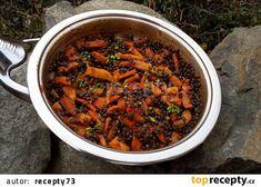 Korn, Pot Roast, Chili, Yummy Food, Ethnic Recipes, Food Ideas, Carne Asada, Roast Beef, Chile