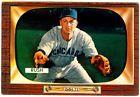 """1955 Bowman """"BOB RUSH"""" Card # 182 (Chicago Cubs)"""