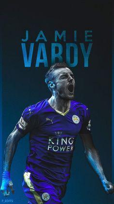 57d6d50dc8d Vardy Leicester, Jamie Vardy, English Premier League, Football Players,  Goku, Branches