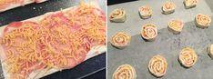 bacon roomkaas spiralen 3