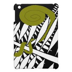 Art Deco Fern iPad Mini Case