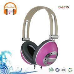 noise reduction stereo headphone