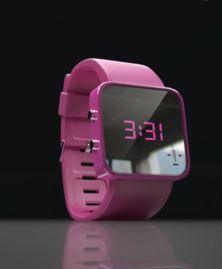 Love this 1:Face Watch (Breast Cancer) from @Roozt.com!