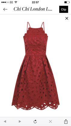 Hattiesburg dress from Chichi London