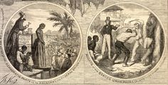 """SLAVE AUCTION a black family is being sold.  The Mother is being sold separately from the child and Husband. Slavery was evil. Robert E. Lee once said, """"There are few, I believe, in this enlightened age, who will not acknowledge that slavery as an institution is a moral and political evil"""". In Abraham Lincoln's second inaugural address he attributed the incalculable suffering experienced by our Nation during the Civil War as God's punishment on a Nation that had tolerated slavery."""