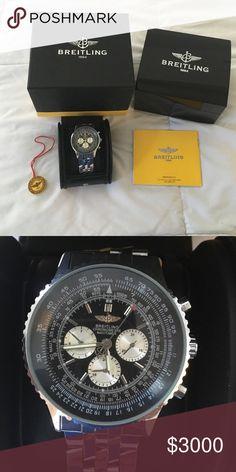 Spotted while shopping on Poshmark: Men's Breitling Chronometre Navitimer! #poshmark #fashion #shopping #style #Breitling  #Other