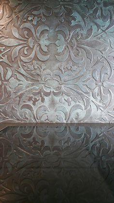O refliefs - o design mural original