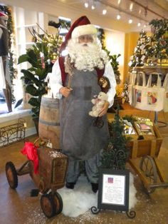 Santa'sworkshop