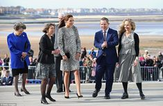 Looking around: The Turner Contemporary was the first stop on Kate's itinerary in Margate, with a visit to an artists community also scheduled