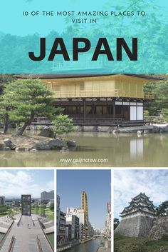 Japan is one of the best travel destinations in the world. These are 10 of the top places to go in Japan. Ideal for backpackers planning a travelling adventure!