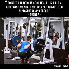 Re-pin if you like to #squat  #motivation #motivational #motivationalquotes #inspiration #inspirational #fitnessmotivation #gym #gymlife #gymrat #gymmotivation #quotes #quotestoliveby #quoteoftheday #instaquote #fitness #fitnessmodel #fitnessaddict #fitspo #workout #bodybuilding #train #training #health #healthy #instahealth #active #strong #lifestyle #getfit #exercise