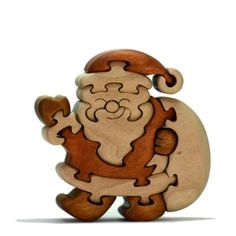 Wooden Puzzles, Wooden Toys, Wooden Christmas Decorations, Wood Animal, Scroll Saw Patterns, Puzzle Toys, Simple Life Hacks, Wood Creations, Christmas Projects