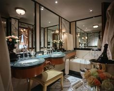 Bathroom Double Vanity | Flickr - Photo Sharing!
