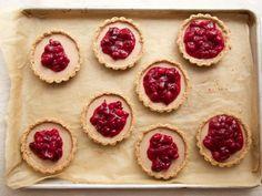 Cranberry Tarts