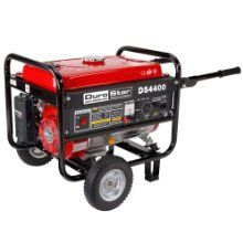 Duromax DS4400 Gas Powered Portable Generator $329.99