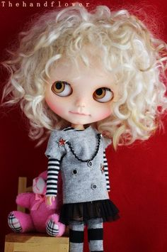 OOAK Custom original Takara Blythe doll Cassiopeia Spice Face up and Customized Blythe Toys doll girl new licca lovely hand carved