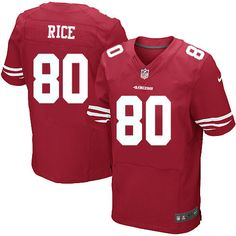 0151eb617 Jerry Rice Elite Jersey-80%OFF Nike Jerry Rice Elite Jersey at 49ers Shop