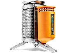 BioLite CampStove that charges your gadgets, travel gear, from biolitestove.com