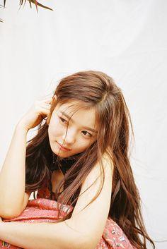 """jdzcity: """"Kim Yoo Jung - CECI """""""