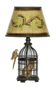 One Light Lamp