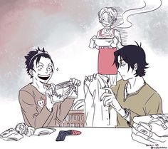 Sabo are those yours? Hahaha - ASL Brothers