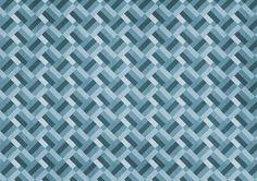 Papier peint Caleidoscopical Blue Square - Coordonné