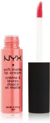 NYX Soft Matte Lip Cream - Milan