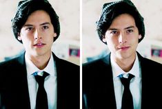 Cole Sprouse as Jughead on Riverdale