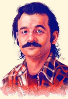 Young Mr. Bill Murray by Thubakabra