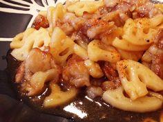 ご飯がススム♡豚バラとレンコンの甘酢炒めの画像