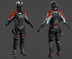 Homefront the Revolution KPA Soldier by luxox18