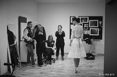 'Making of' (Fotografía: Javier Martín)