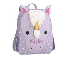 ac4ad207e73e Classic Critter Unicorn Backpacks