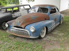 1948 Buick..love love!!