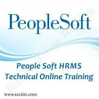 Peoplesoft Courses are play a major role in the IT industry. So,people thinking about their career as a programmer. People Soft courses are major courses for the career aspirants in IT globe. Here, Tectist is the best online training provider is based on modern training solutions. We offer PeopleSoft courses Online Training like HRMS Technical and Functional etc.,in USA, UK, Newzeland and Globally.