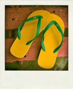 #Havaianas waiting for the summer.