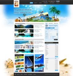 Travel Portal #travel #portal #flightbooking #hotelbooking