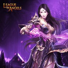 68 Best League of Angels images in 2019 | Angels, demons