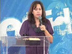 A Mulher e os Filhos | Helena Tannure no 4º Congresso de Mulheres Diante do Trono - YouTube
