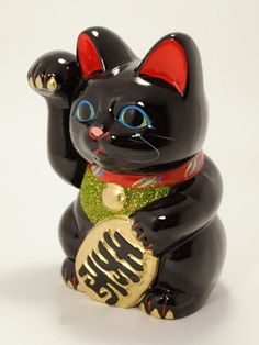 lucky cat statue - Google Search