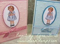 Stampin'Up! Sneak Peak Birthday Delivery Stamp set http://www.starzlstamps.com/2017/04/sneak-peak-of-birthday-delivery-stamp-set-and-the-birthday-memories-designer-series-paper.html